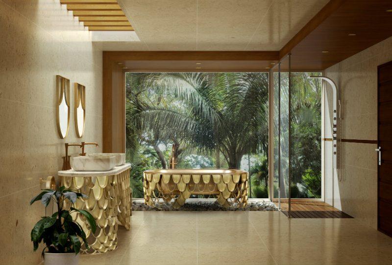 luxury bathroom Inspirational Mix-Metals Design Ideas For Your Luxury Bathroom Inspirational Mix Metals Design Ideas For Your Luxury Bathroom capa 800x540 bathroom furniture Newsletter Inspirational Mix Metals Design Ideas For Your Luxury Bathroom capa 800x540