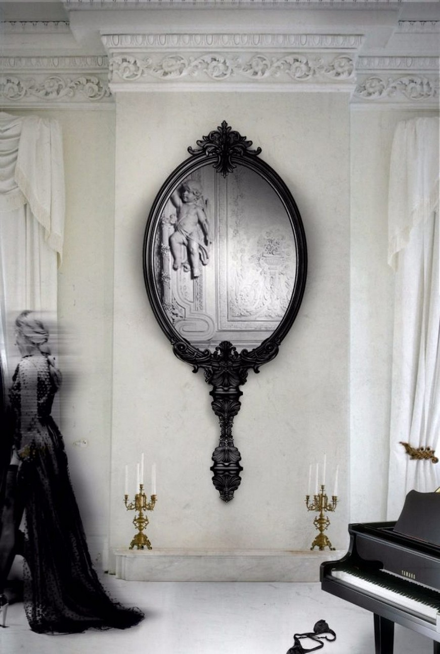 Wall Mirror Design This Incredible Moodboard Presents 5 Astonishing Wall Mirror Designs This Incredible Moodboard Presents 5 Astonishing Wall Mirror Designs 5
