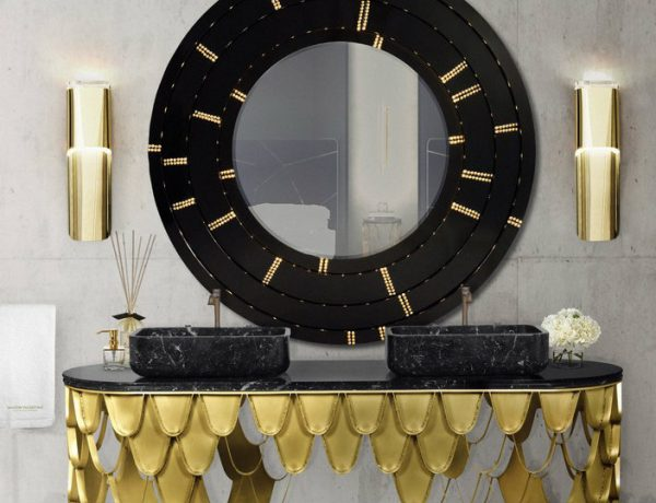 london's best interior designers Be Inspired By London's Best Interior Designers' Top Bathroom Projects Be Inspired By Londons Best Interior Designers Top Bathroom Projects capa 600x460