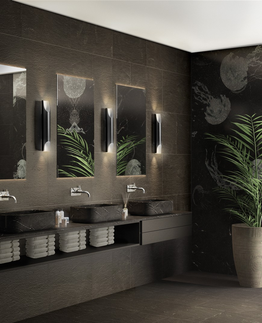 Black Bathroom Designs Are The Most Popular On Instagram! black bathroom designs Black Bathroom Designs Are The Most Popular On Instagram! Black Bathroom Designs Are The Most Popular On Instagram 2