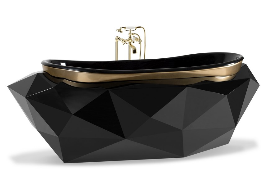 Black Bathroom Designs Are The Most Popular On Instagram! black bathroom designs Black Bathroom Designs Are The Most Popular On Instagram! Black Bathroom Designs Are The Most Popular On Instagram 7