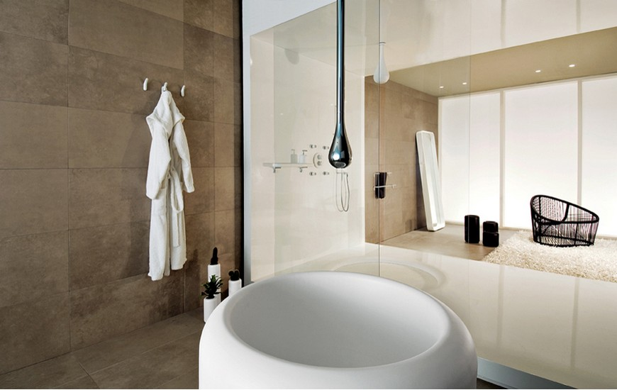 Gessi Surprises At ISH Frankfurt With Their New Bathroom Design Idea!