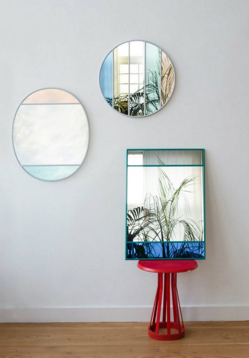 Inga Sempé's Newest Mirror Designs For Your Luxury Bathroom inga sempé Inga Sempé's Newest Mirror Designs For Your Luxury Bathroom Inga Semp  s Newest Mirror Designs For Your Luxury Bathroom