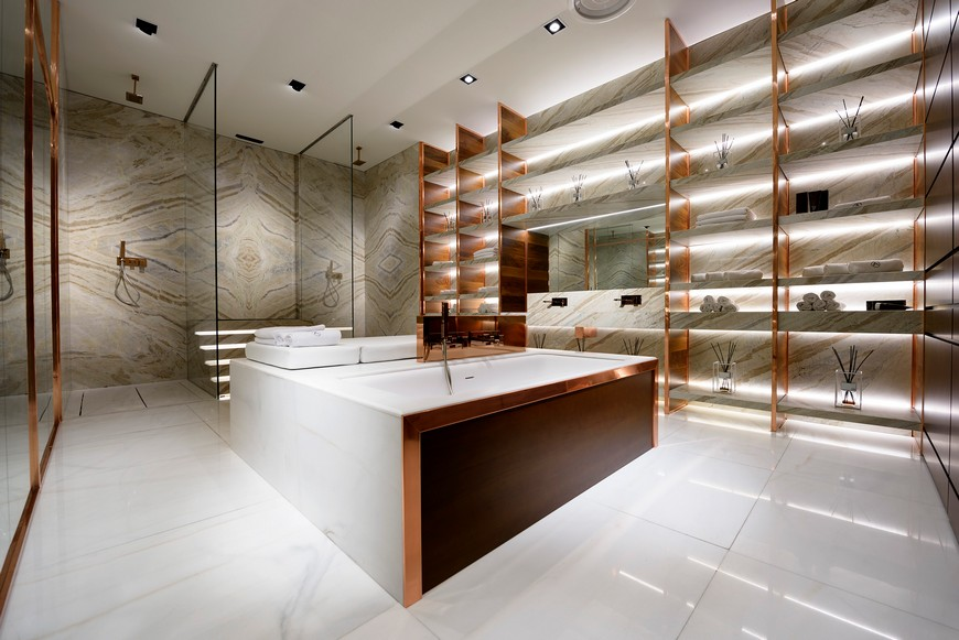 An All-Marble Bathroom Design Project Created By Alessandro La Spada all-marble bathroom design An All-Marble Bathroom Design Project Created By Alessandro La Spada An All Marble Bathroom Design Project Created By Alessandro La Spada 2
