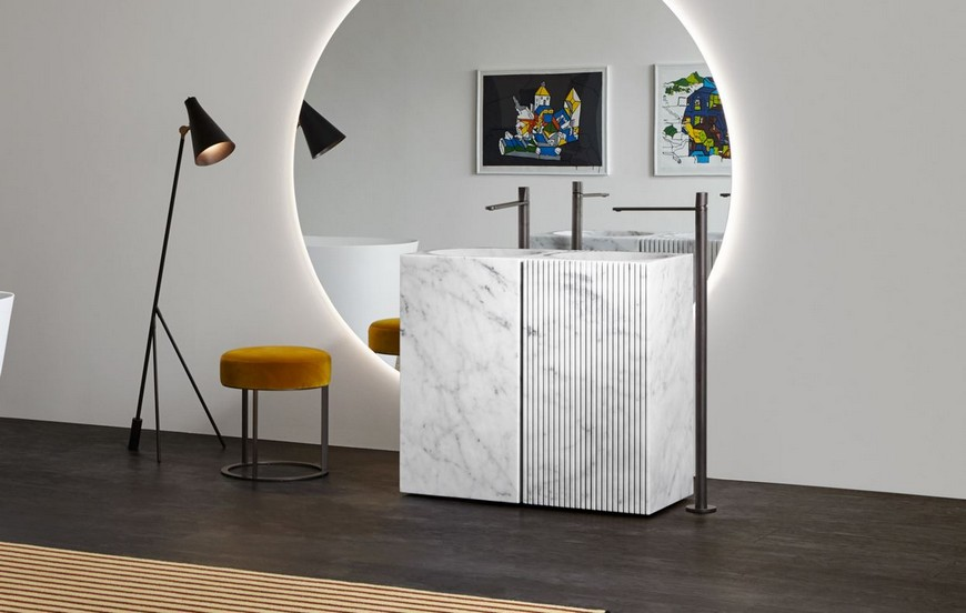 Antonio Lupi Presented New Bathroom Vanities At Salone Del Mobile antonio lupi Antonio Lupi Presented New Bathroom Vanities At Salone Del Mobile Antonio Lupi Presented New Bathroom Vanities At Salone Del Mobile 5