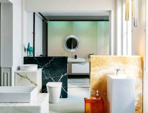 laufen Inside Laufen's Inspirational Bathroom Design Showroom In Madrid Inside Laufens Inspirational Bathroom Design Showroom In Madrid capa 600x460