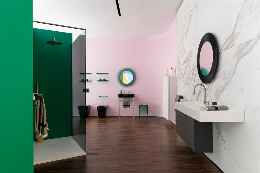 Kartell's Flagship Store In Milan Features Bathroom Vanities By Laufen kartell Kartell's Flagship Store In Milan Features Bathroom Vanities By Laufen Kartells Flagship Store In Milan Features Bathroom Vanities By Laufen 2