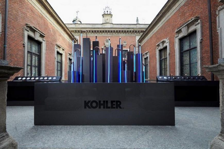 Kohler Is Presenting A Unique Exhibition During Milan Design Week 2019