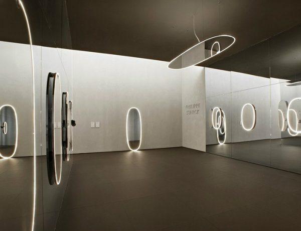 """philippe starck """"La Plus Belle"""" By Philippe Starck Is The Ultimate Bathroom Vanity La Plus Belle By Philippe Starck Is The Ultimate Bathroom Vanity capa 600x460"""