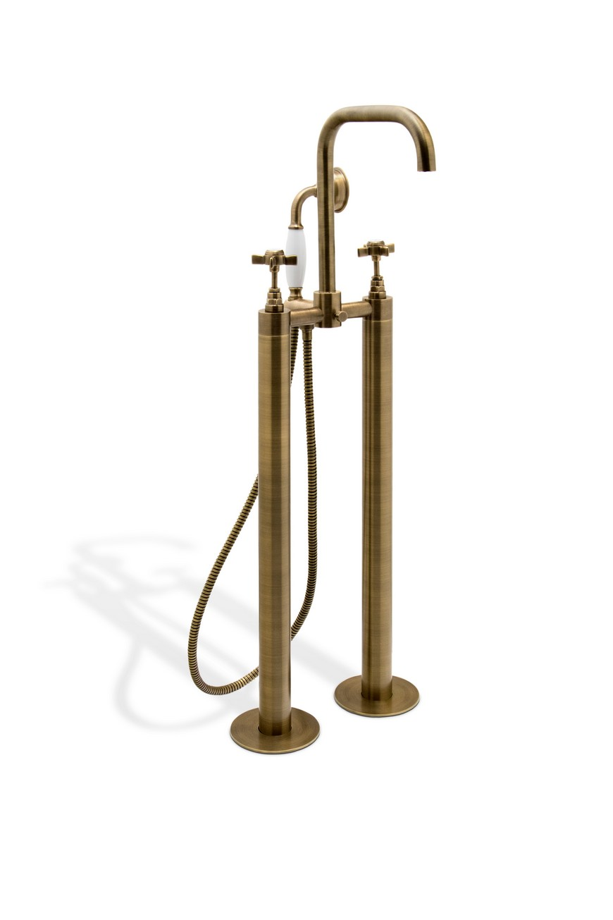 Maison Valentina's Newest Faucet Collection For Your Freestanding Tub maison valentina Maison Valentina's Newest Faucet Collection For Your Freestanding Tub Maison Valentinas Newest Faucet Collection For Your Freestanding Tub 4