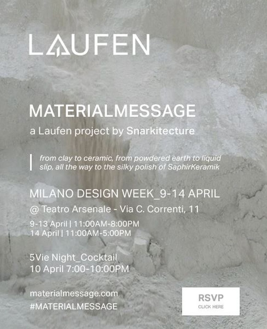 Milan Design Week 2019: Discover Laufen's Impressive Design Exhibit milan design week 2019 Milan Design Week 2019: Discover Laufen's Impressive Design Exhibit Milan Design Week 2019 Discover Laufens Impressive Design Exhibit