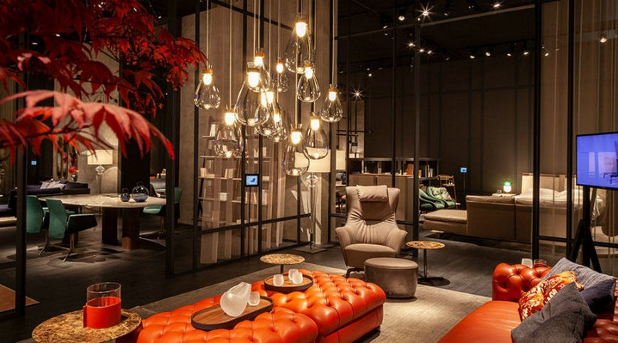 Top Luxury Brands To See During Salone Del Mobile Milano 2019
