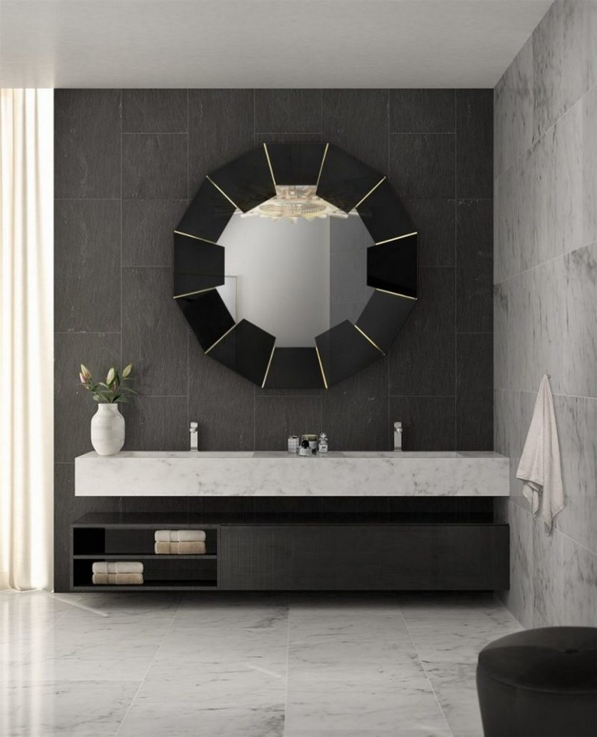 luxury bathroom design Your Luxury Bathroom Design Needs One Of These Stunning Mirror Styles Your Luxury Bathroom Design Needs One Of These Stunning Mirror Styles 4