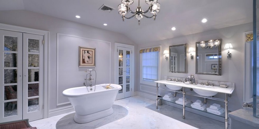 10 Inspiring Bathroom Projects With Luxurious Curved Bathtubs inspiring bathroom projects 10 Inspiring Bathroom Projects With Luxurious Curved Bathtubs 10 Inspiring Bathroom Projects Selected With Luxurious Curved Bathtubs 6