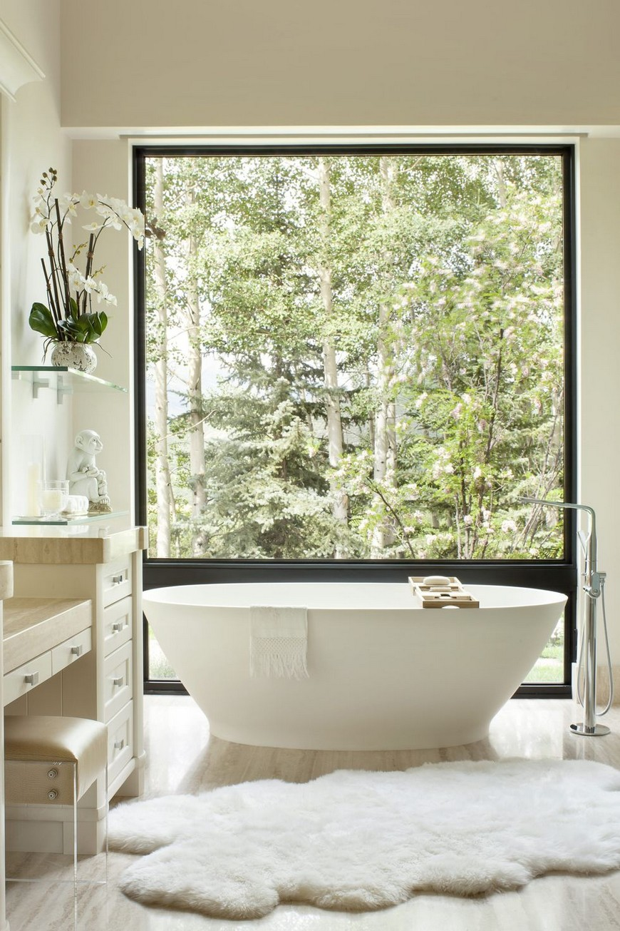 10 Inspiring Bathroom Projects With Luxurious Curved Bathtubs inspiring bathroom projects 10 Inspiring Bathroom Projects With Luxurious Curved Bathtubs 10 Inspiring Bathroom Projects Selected With Luxurious Curved Bathtubs 7