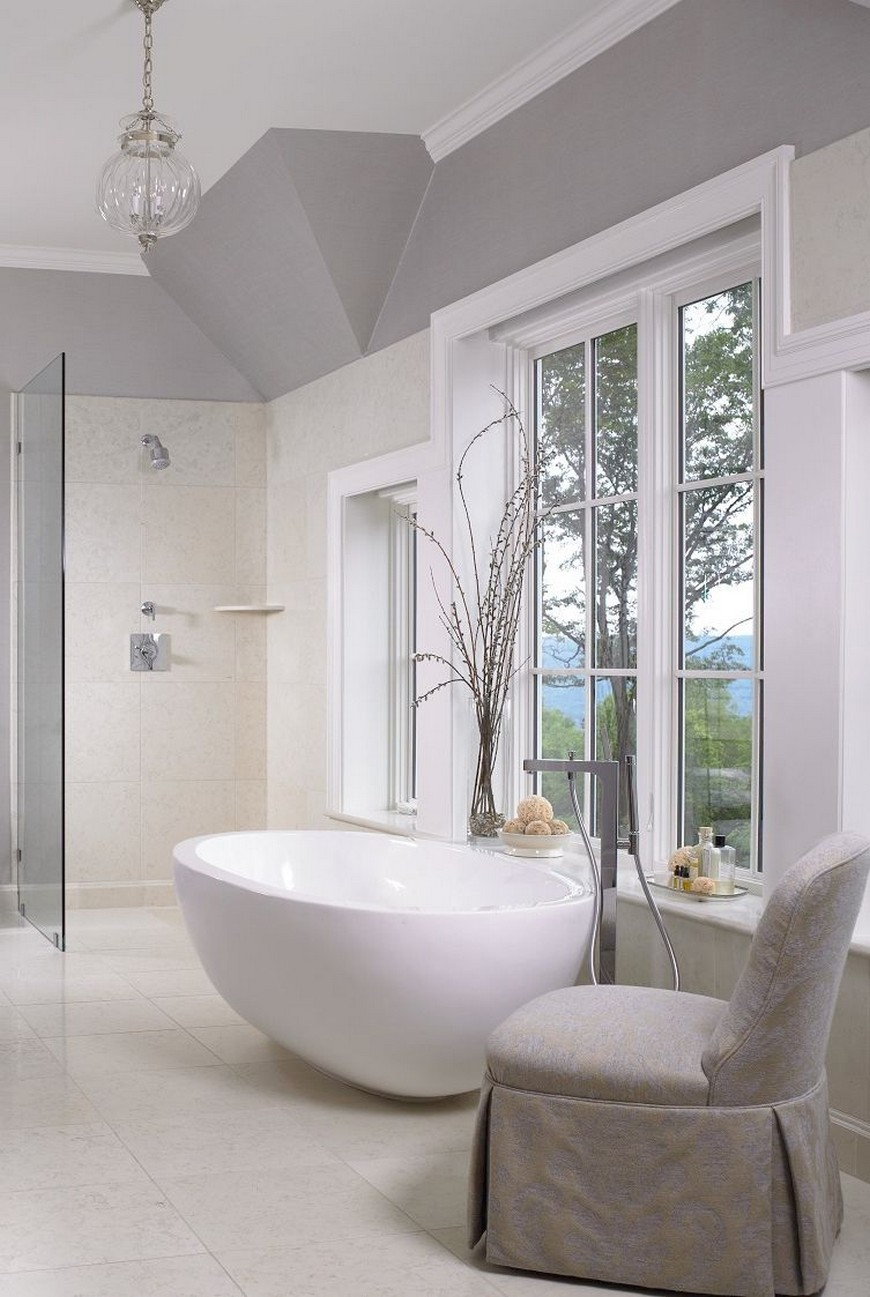 10 Inspiring Bathroom Projects With Luxurious Curved Bathtubs inspiring bathroom projects 10 Inspiring Bathroom Projects With Luxurious Curved Bathtubs 10 Inspiring Bathroom Projects Selected With Luxurious Curved Bathtubs