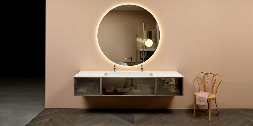 antonio lupi Antonio Lupi's Newest Mirror Collection Suits A Modern Bathroom Decor Antonio Lupis Newest Mirror Collection Suits A Modern Bathroom Decor capa 2