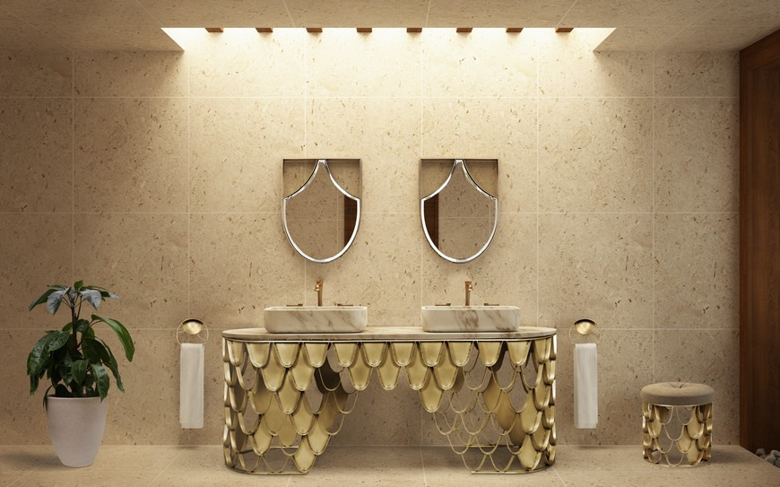 Any Luxury Bathroom Design Needs These 7 Stunning Bathroom Vanities luxury bathroom design Any Luxury Bathroom Design Needs These 7 Stunning  Bathroom Vanities Any Luxury Bathroom Design Needs These 7 Stunning Bathroom Vanities 7