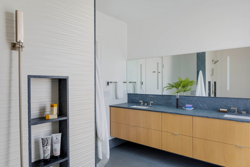 Be Inspired By The Contemporary Bathroom Designs From Eleven Interiors