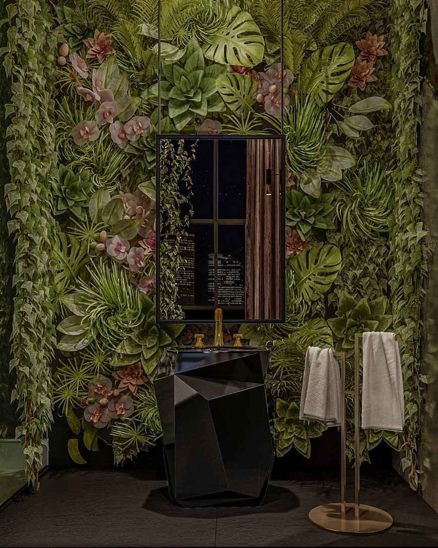 Biophilia Design Trend Is Perfect For A Spa-Like Bathroom Design biophilia design trend Biophilia Design Trend Is Perfect For A Spa-Like Bathroom Design Biophilia Design Trend Is Perfect For A Spa Like Bathroom Design 2