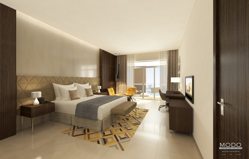 Double Tree Hilton Hotel in Abu Dhabi Was Decorated By Modo Milano hilton hotel DoubleTree Hilton Hotel in Abu Dhabi Was Decorated By Modo Milano Double Tree Hilton Hotel in Abu Dhabi Was Decorated By Modo Milano 2