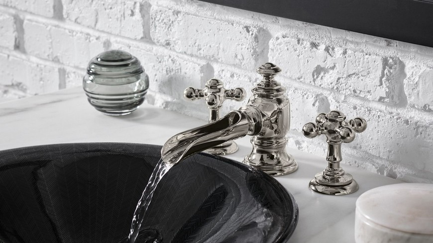 Kohler's Artifacts Collection Fits In Your Mid-Century Bathroom Decor kohler Kohler's Artifacts Collection Fits In Your Mid-Century Bathroom Decor Kohlers Artifacts Collection Fits In Your Mid Century Bathroom Decor