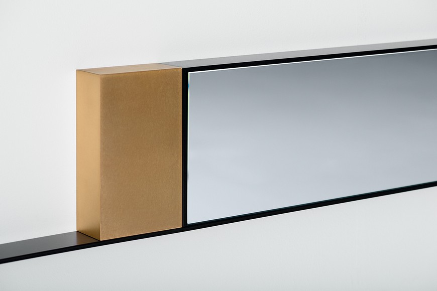 MDF Italia Created A Unique Mirror Design For Your Bathroom Decor