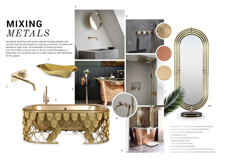 TREND REPORT: Mix Metals And Nature Are A Perfect Match! trend report TREND REPORT: Mix Metals And Nature Are A Perfect Match! TREND REPORT Mix Metals And Nature Are A Perfect Match 5
