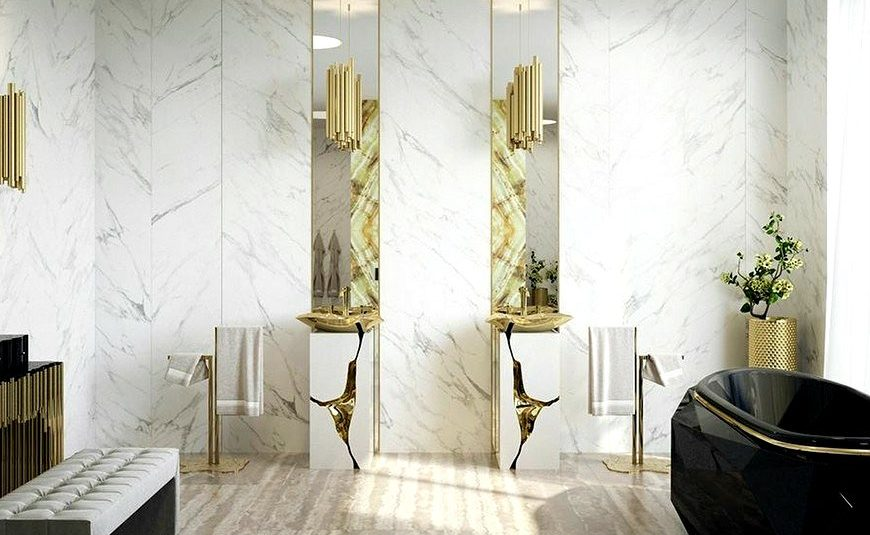 top 100 interior designers Be Inspired By The Top 100 Interior Designers List From CovetED (I) 5 Modern Bathroom Designs That To Elevate You Home Decor To The Max capa 870x535