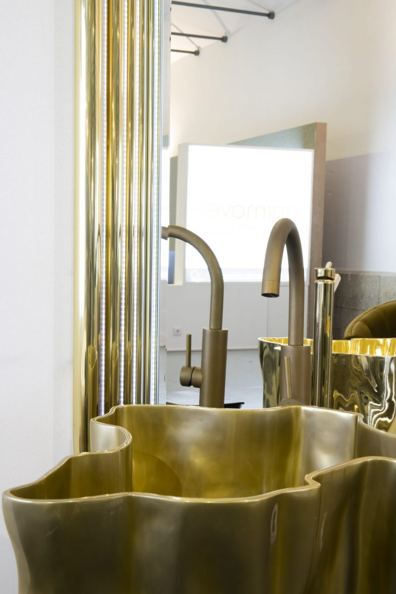 Portugal Home Week 2019, interior design, luxury, brand,maison valentina portugal home week 2019 Portugal Home Week 2019 : Discover The Best Bathroom Selection IMG 7440 e1561722666377