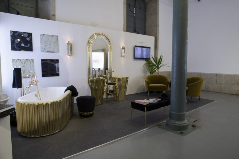 Portugal Home Week 2019, interior design, luxury, brand,maison valentina portugal home week 2019 Portugal Home Week 2019 : Discover The Best Bathroom Selection IMG 7447 e1561722360244