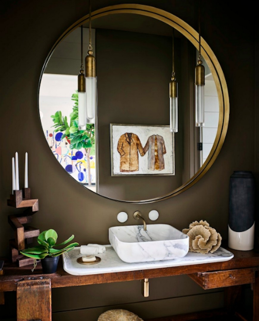 Luxury Bathroom Projects Where Eccentric Mirror Designs Are The Star luxury bathroom project Luxury Bathroom Projects Where Eccentric Mirror Designs Are The Star Luxury Bathroom Projects Where Eccentric Mirror Designs Are The Star 3