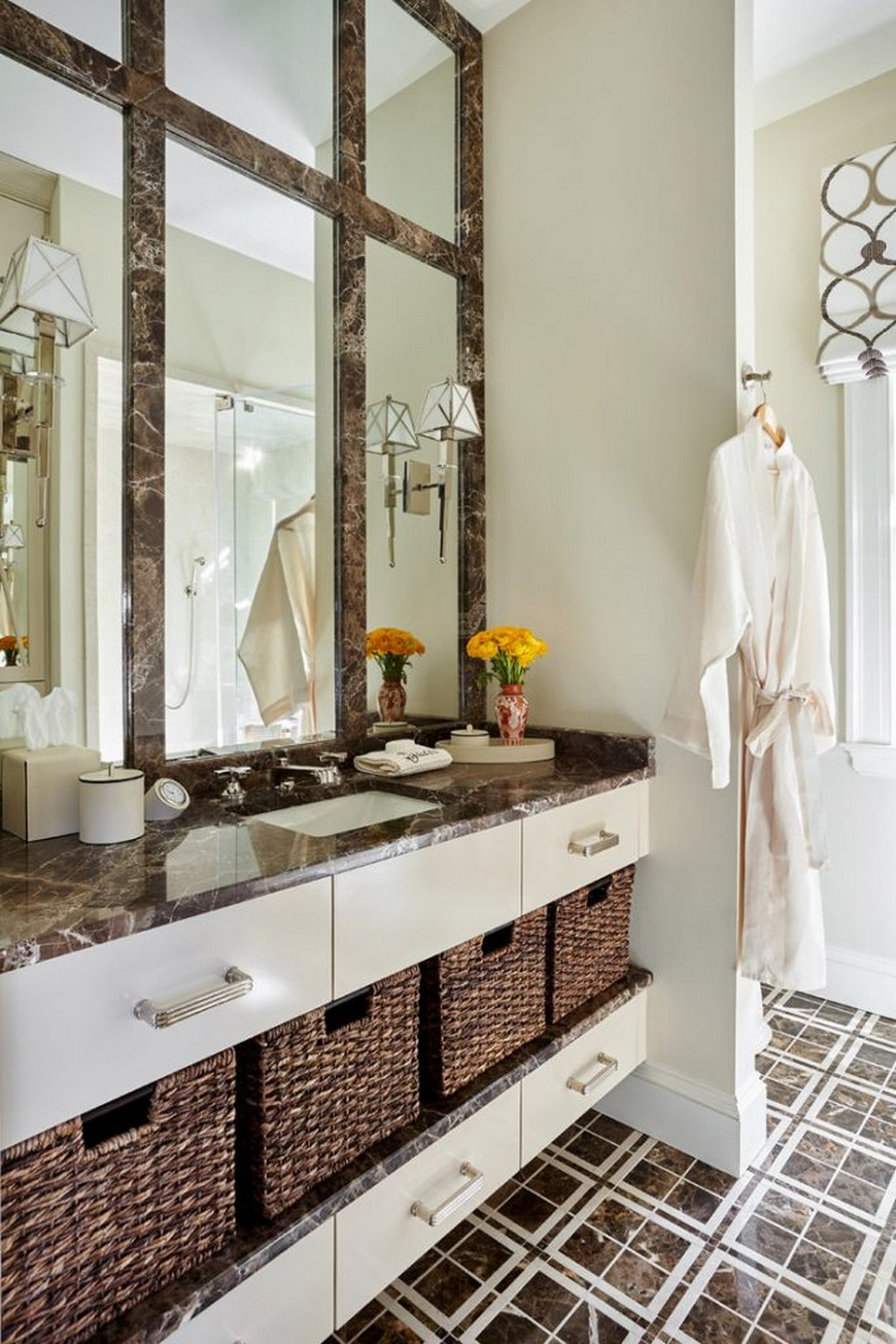Luxury Bathroom Projects Where Eccentric Mirror Designs Are The Star luxury bathroom project Luxury Bathroom Projects Where Eccentric Mirror Designs Are The Star Luxury Bathroom Projects Where Eccentric Mirror Designs Are The Star 5