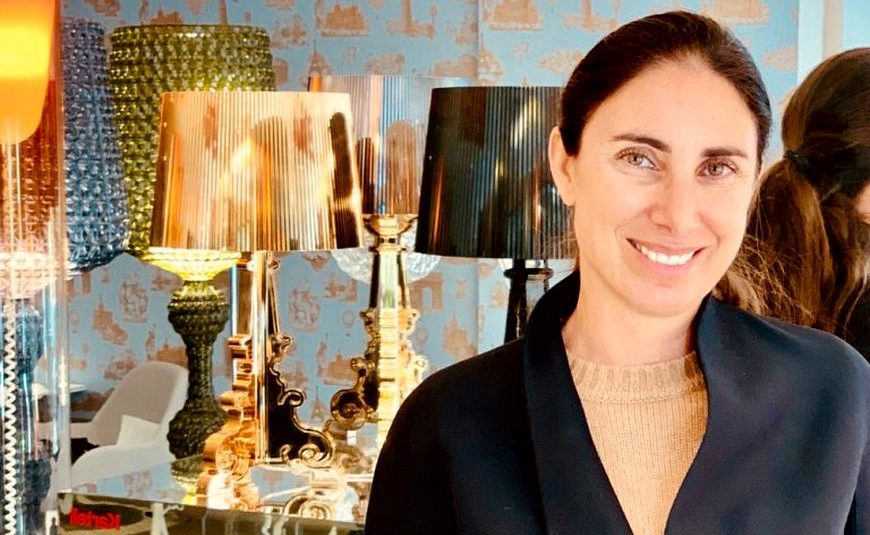 top 100 interior designers Be Inspired By The Top 100 Interior Designers List From CovetED (I) Meet Lorenza Luti Kartells Marketing and Retail Director capa 870x535