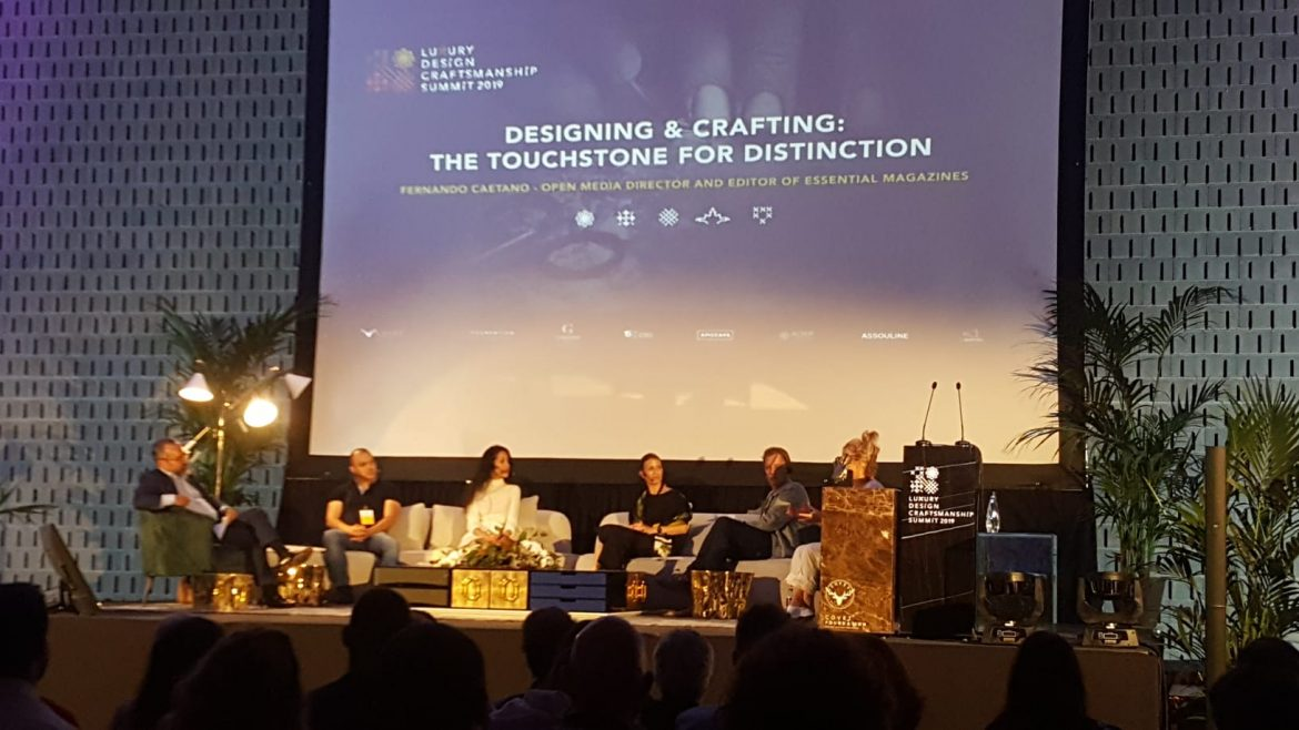 craftsmanship summit Luxury Design & Craftsmanship Summit 2019: best of day 2 WhatsApp Image 2019 06 27 at 16