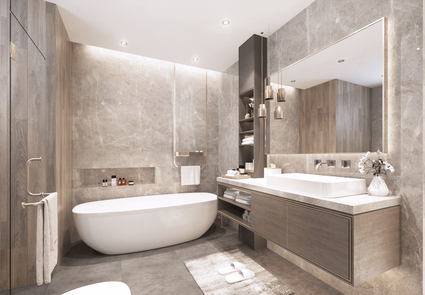 . Contemporary Bathroom Projects By Matthew Lim Associates To Inspire Yo