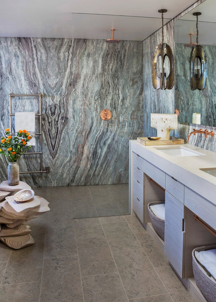 Bespoke Eclectic Bathroom Design Ideas By Jamie Bush Co Studio jamie bush co. Bespoke Eclectic Bathroom Design Ideas By Jamie Bush Co Studio Bespoke Eclectic Bathroom Design Ideas By Jamie Bush Co Studio 2
