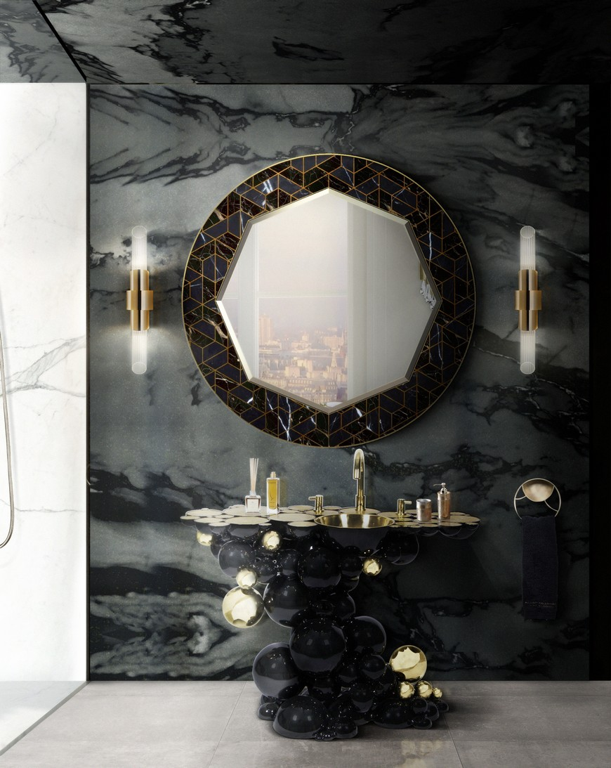 Create A Trendy Luxury Bathroom Design With These 12 Wallpaper Ideas luxury bathroom design Create A Trendy Luxury Bathroom Design With These 12 Wallpaper Ideas Create A Trendy Luxury Bathroom Design With These 12 Wallpaper Ideas 12