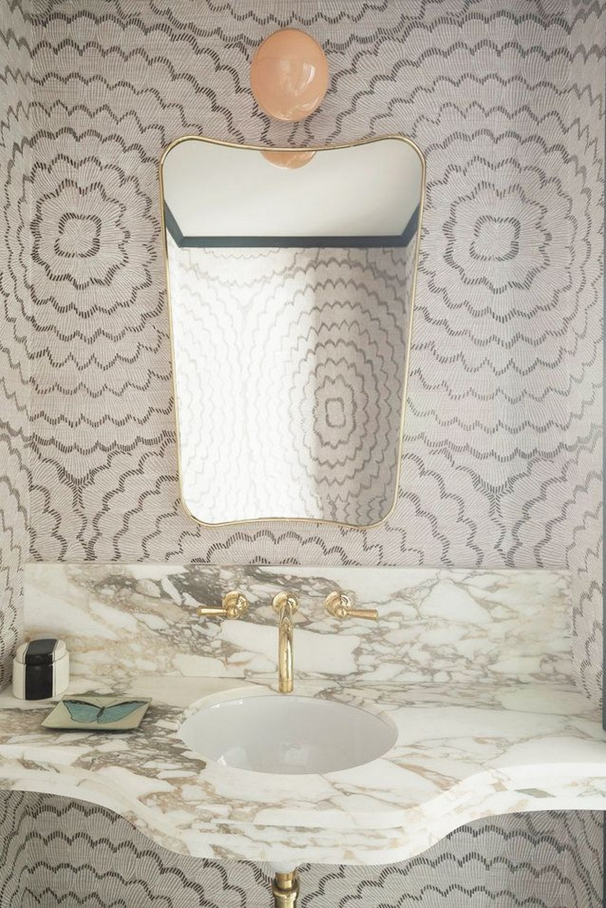 Create A Trendy Luxury Bathroom Design With These 12 Wallpaper Ideas luxury bathroom design Create A Trendy Luxury Bathroom Design With These 12 Wallpaper Ideas Create A Trendy Luxury Bathroom Design With These 12 Wallpaper Ideas 5