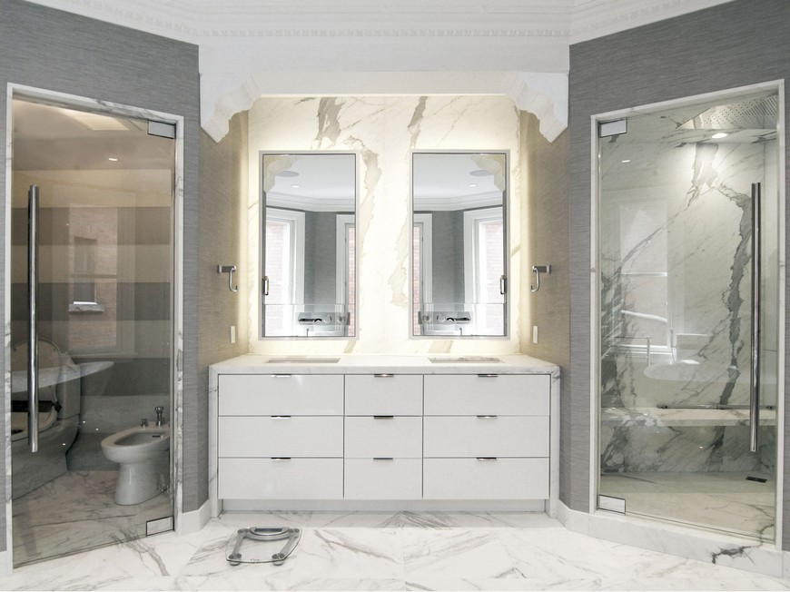 Mix Classic and Modern Styles In A Bathroom Design Like Tomas Pearce tomas pearce Mix Classic and Modern Styles In A Bathroom Design Like Tomas Pearce Mix Classic and Modern Styles In A Bathroom Design Like Tomas Pearce 4