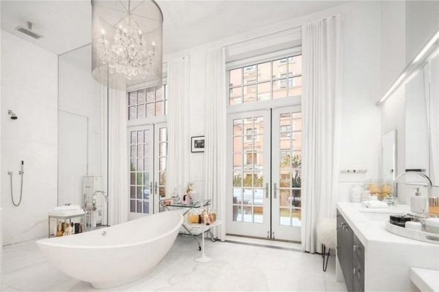 5 Luxury Bathroom Design Projects Own By Famous Celebrities To Inspire luxury bathroom design Celebrities Open Their Homes to You: 5 Luxury Bathroom Design Projects 5 Luxury Bathroom Design Projects Own By Famous Celebrities To Inspire 7