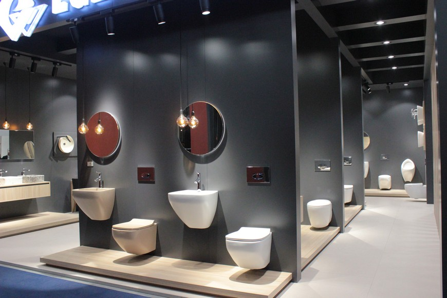 Cersaie 2019 - Discover The Event's Top 10 Bathroom Design Exhibitors cersaie Cersaie 2019 – Discover The Event's Top 10 Bathroom Design Exhibitors Cersaie 2019 Discover The Events Top 10 Bathroom Design Exhibitors 10