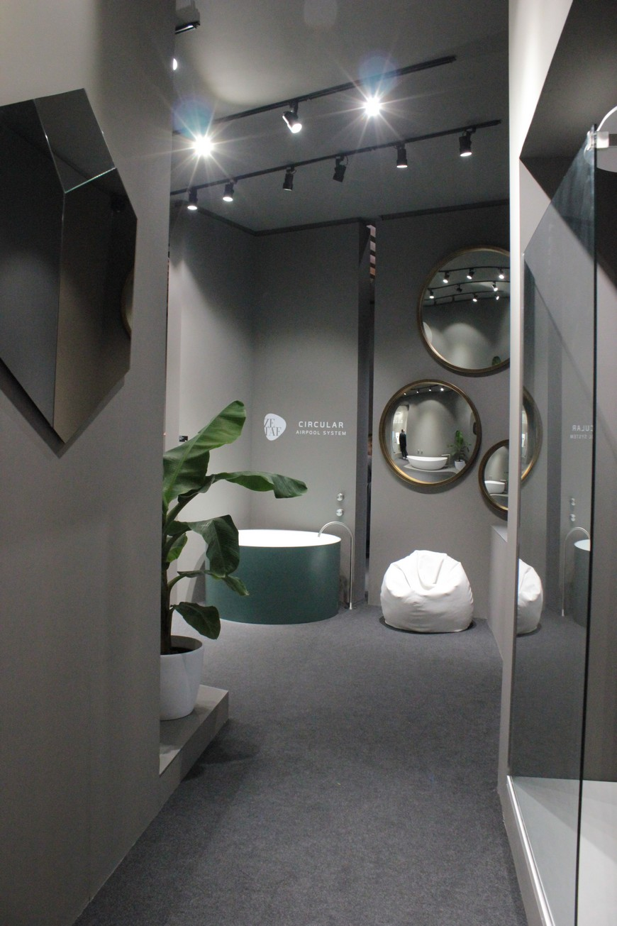 Cersaie 2019 - Discover The Event's Top 10 Bathroom Design Exhibitors cersaie Cersaie 2019 – Discover The Event's Top 10 Bathroom Design Exhibitors Cersaie 2019 Discover The Events Top 10 Bathroom Design Exhibitors 12
