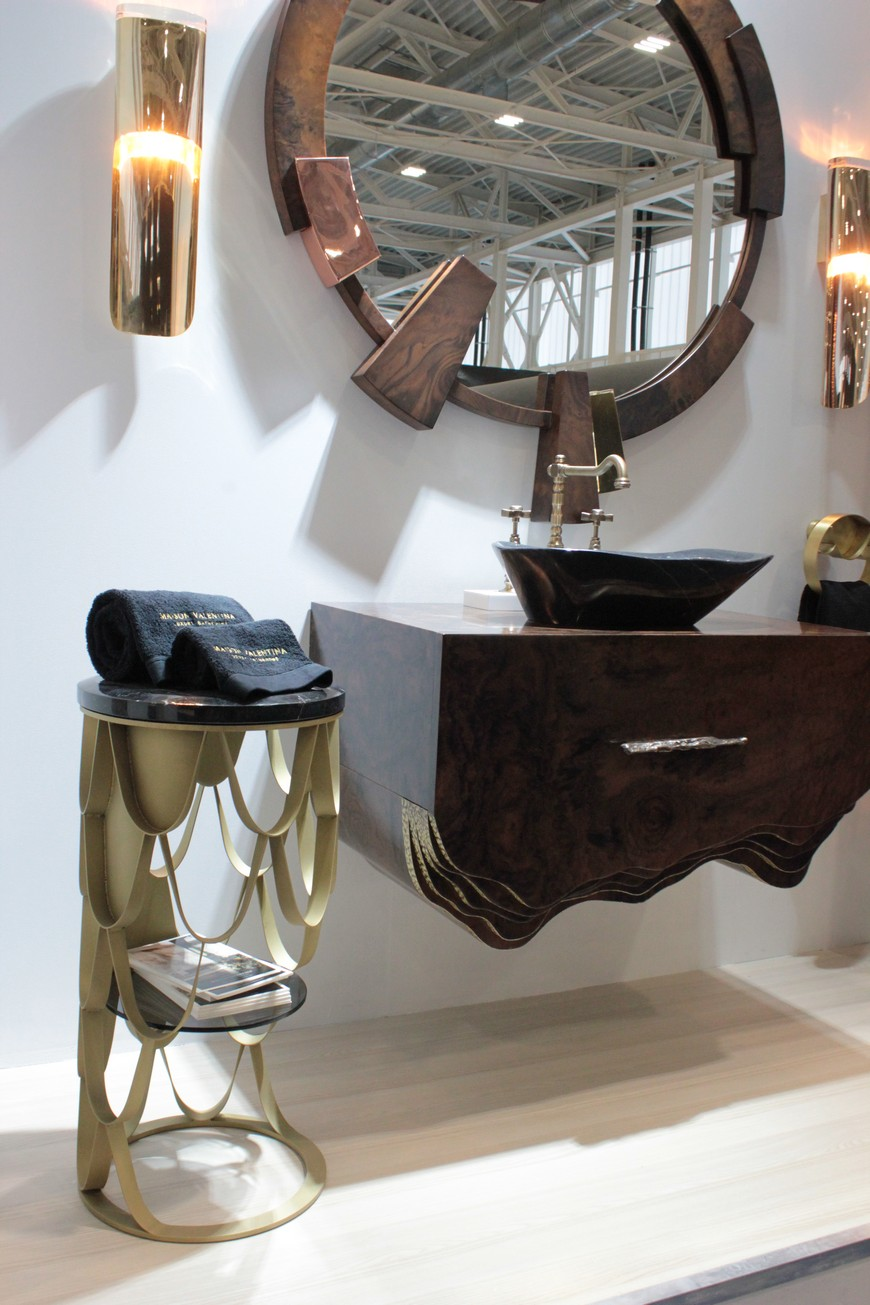 Cersaie 2019 - Top Bathroom Design Inspirations Sighted In The Event cersaie Cersaie 2019 – Top Bathroom Design Inspirations Sighted In The Event Cersaie 2019 Top Bathroom Design Inspirations Sighted In The Event 6