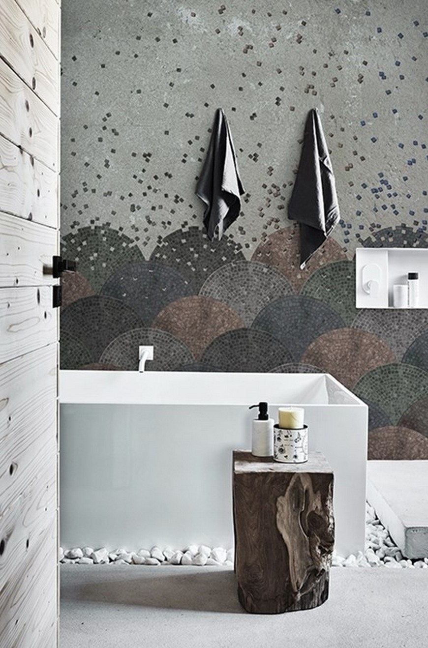 "Cersaie 2019 - Wall & Decò Will Present the ""Wet System"" Collection cersaie Cersaie 2019 – Wall & Decò Will Present the ""Wet System"" Collection Cersaie 2019 Wall Dec   Will Present the Wet System Collection 5"