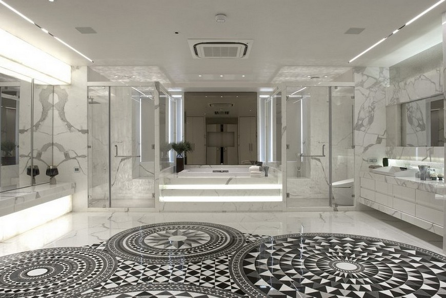 ZZ Architects Are The Best Inspo To Create A Marble Bathroom Design  zz architects ZZ Architects Are The Best Inspo To Create A Marble Bathroom Design  ZZ Architects Are The Best Inspo To Create A Marble Bathroom Design 2